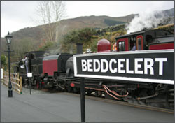 Beddgelert Station Welsh Highland Railway